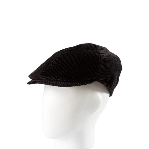 zwarte heren pet
