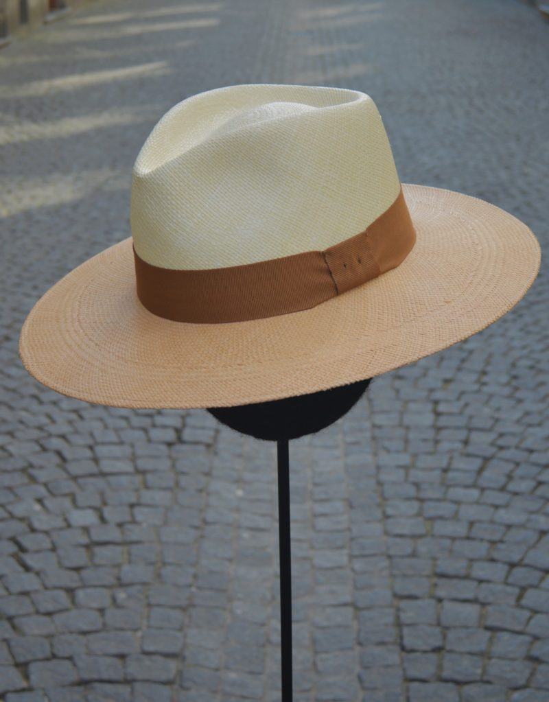 fedora naturel/camel