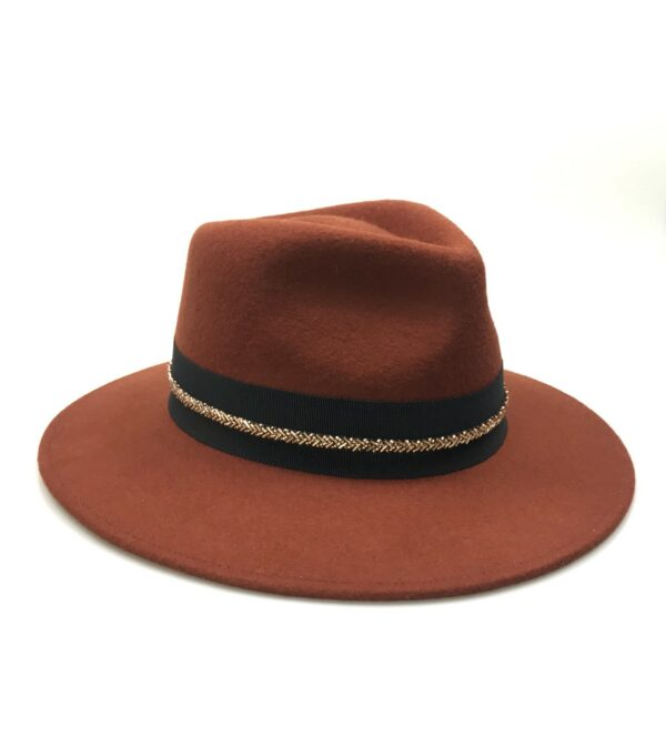 fedora dames hoed